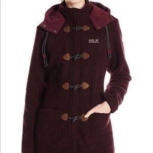 Jack Wolfskin Women's Milton Coat-Small.